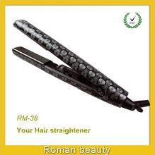 Korean ceramic 5 selectable heat option hair straightener