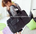 Ladies canvas shopping bag