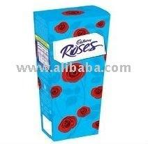 Cadbury Roses Carton