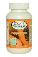 Papaya Enzyme - 500mg 250 Chewable Tablets