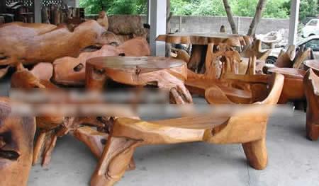 teakholz wurzel m bel andere holzm bel produkt id 11925561. Black Bedroom Furniture Sets. Home Design Ideas