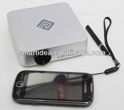 led mini pocket projector for iphone 5