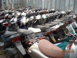 Used Japanese Motorcycles Yamaha, Honda, Jog, Aprio, Kawasaki, Suzuki all sizes, colors, brands from Japan