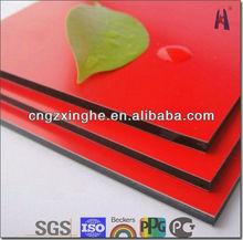 4mm Aluminium composite panel/honey comb composite