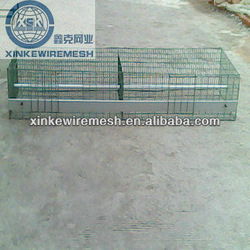 China factory high quality Aviary bird cage/zoo cages stainless steel indoor dog cages/Best Price Chain link fence Zoo Large Ani