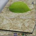 de nido de abeja de aluminio paneles de núcleo