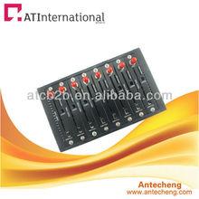 bset quality !ATC 8/16/32/64 ports gsm modem support at command usb gsm modem external antenna