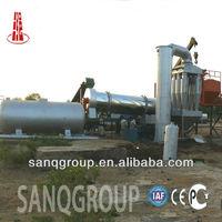 60-80t/h DHB60 CE Modular Precast Mobile Asphalt Hot Mix Plant Asphalt Emulsion Plant Asphalt Mixer Machine