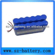 Best quality 11.1v 18650 power tool battery