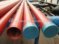 de alta calidad de restos explosivos de guerra tubos de acero para la lucha contra incendios de rociadores