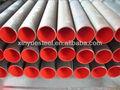 Alta calidad de rociadores contra incendios de tubo / ERW tubo de acero / tubo