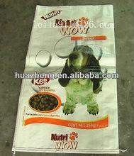 dog food bag/dog food packaging bag/bopp feed bag