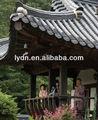 2013 chinês glorioso argila japonês telha telhado