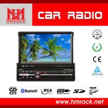 7 INCH INDASH Car DVD Player Support Bluetooth/GPS V-7360D