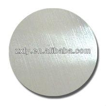 Aluminum circle for aluminun dinnerware