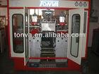 1Lsix layer blow moulding machine,extruder machine