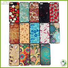 cell phone case For iphone4/5 custome made phone cases with color printing