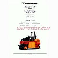 Dynapac parts catalog and repair manual