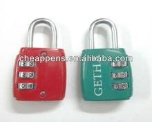 password luggage lock