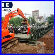 steel truss structure bridge