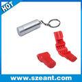 Sistema multas 6 mm / 7 mm / 8 mm prevención shoplifting dispositivos de seguridad de bloqueo / rojo de parada de bloqueo