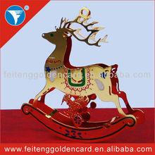 2013 christmas decorative iron deer