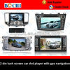 High performance touch screen car dvd gps for old mazda 6
