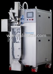 Mini Roll Compactor (Cantilever) with cake crusher & granulator Pharmaceutical Machine