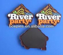 River party 3D pvc fridge sticker