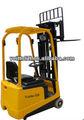 Mini carrello elevatore elettrico, manuale di carrello elevatore stacker manuale pallet