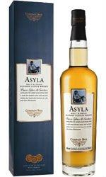 Caixa compass - asylas deluxe marca - whisky misturado