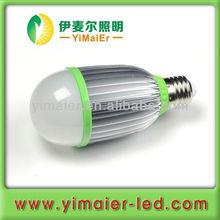 Cheap energy saving hong kong 7w led bulb
