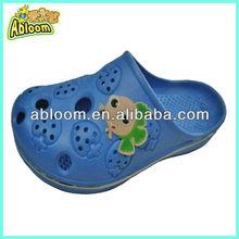 stylish kids advertising beach slipper