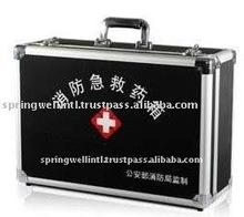 EVA Moulding First Aid Kit Portable Aluminum Tool Box
