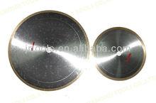110mm diamond blade for cutting glass/PVC/ceramic