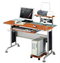 2013 new design computer desk cherry