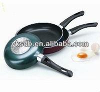 Aluminium Non-stick no oil fry pan