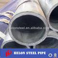 Dn125 ASTM SCH40 Q235b cr. D SS400 SM400A S235JR WELED tubo de carbono galvanizado Steel Pipe Thread
