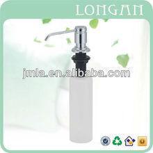 Decor Star T07 Kitchen Bathroom Sink Soap Or Lotion Pump Dispenser Brushed Nickel
