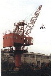 Stationary Fixed Revolving Hoists Cranes