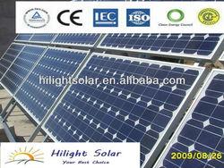 200w mono photovoltaic panel solar panels with TUV,IEC,CE,CEC,INMERO