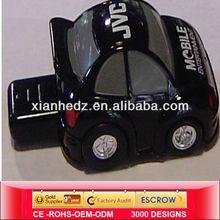 free sample !!! car usb drive/usb stick 2GB/4GB/8GB/16GB with your logo for kids car shaped usb flash drive
