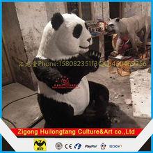 Robotic Animal Model Chinese National Treatures Panda Model