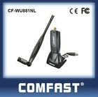 Ralink3070L High Power Wifi USB Adapter 150Mbps Laptop/desktop Wifi USB Card COMFAST CF-WU881NL