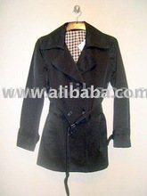 Ladies' Down Garment And Dust Coat
