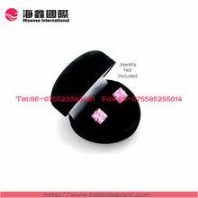 custom velvet box manufacturer pack jewelry/gift