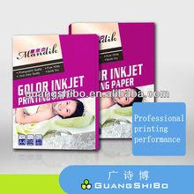 260gr resina patinata carta fotografica impermeabile ink-jet a3 formato carta fotografica