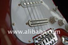 Electric guitar w/case