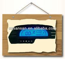 Self-developed digital dash gauges since 2000