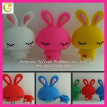 2013 Popular cartoon cute mini usb cover,waterproof and protective sata optical drive usb external case